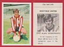 Sheffield United Alan Woodward